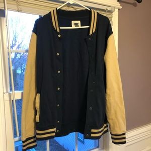Men's old navy variety style bomber jacket